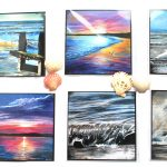 Scottish Fine Art Seascape Cards