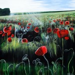 Poppies in the Light