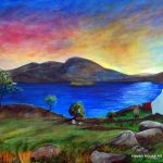The Red Roof at Loch Shieldaig