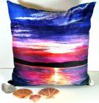 Seascape Cushion